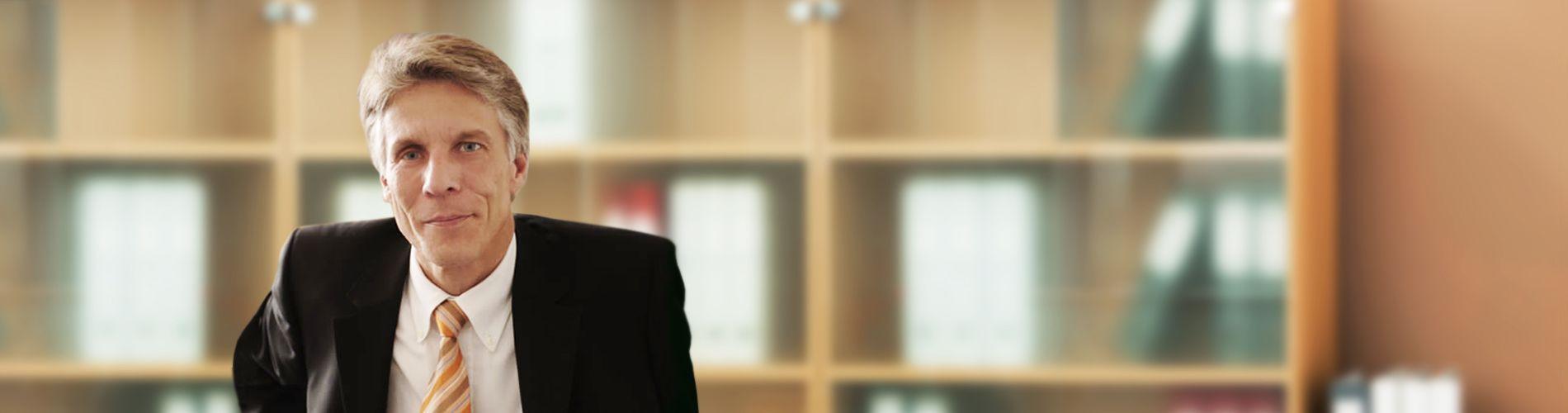 Anwalt und Notar Christian Maske